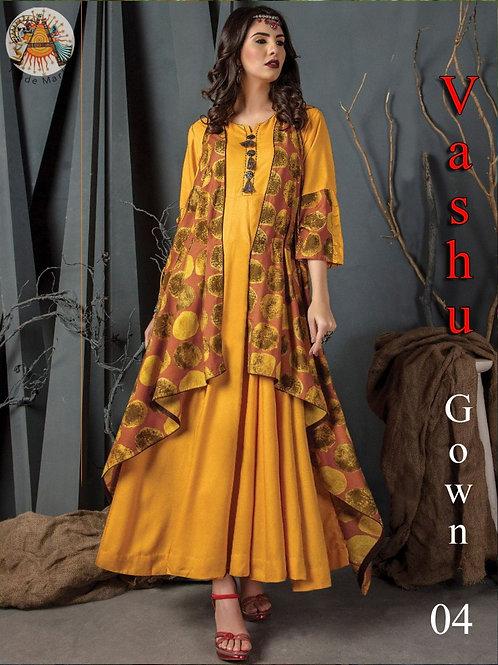 VASHU GOWN