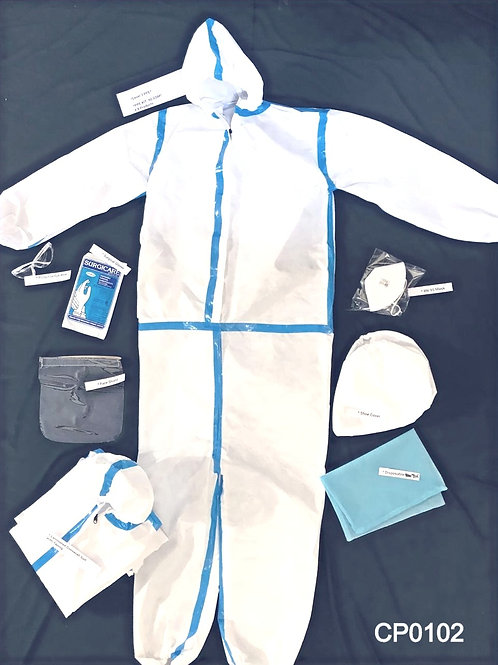 Personal Protection Equipment (PPE KIT )