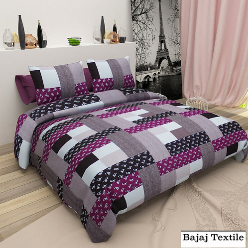 Bajaj Pure cotton bed-sheet