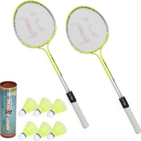 Nylon Shuttle Badminton Kit