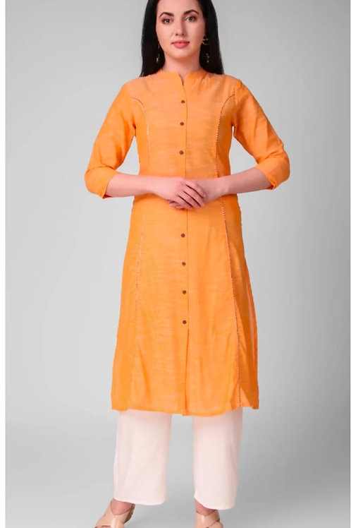 South Cotton and Kurti plazo