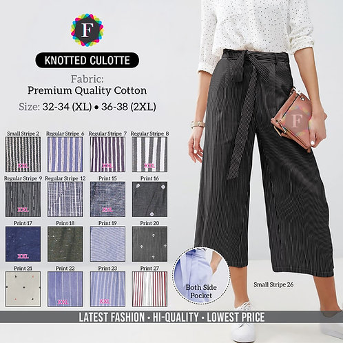 Knotted Culotte