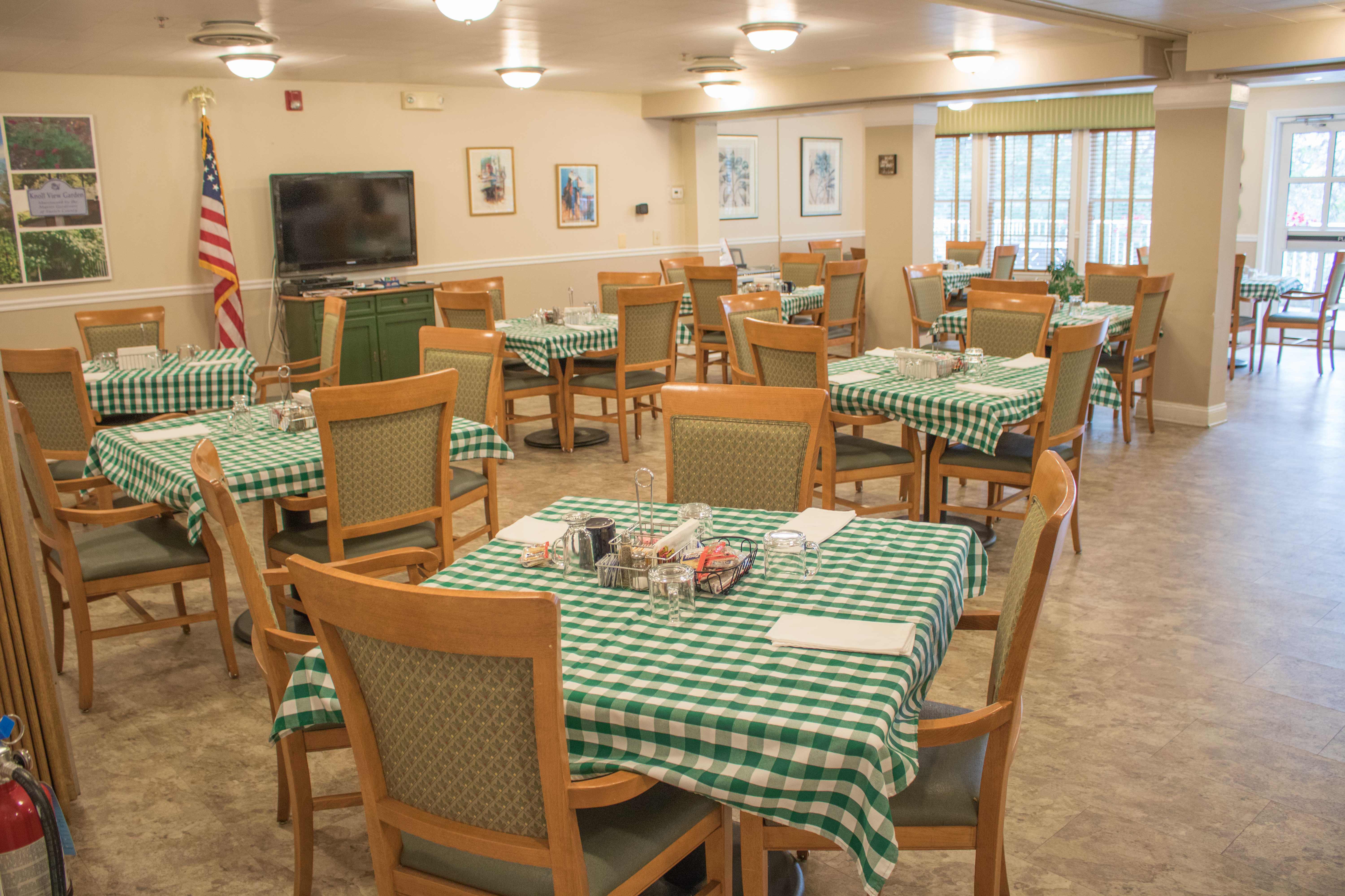 Knoll View Dining Hall
