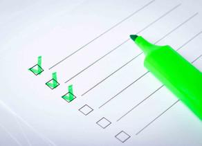 Produtor de eventos: lista de materiais indispensáveis