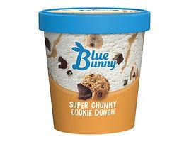 Blue Bunny Super Chunky Cookie Dough