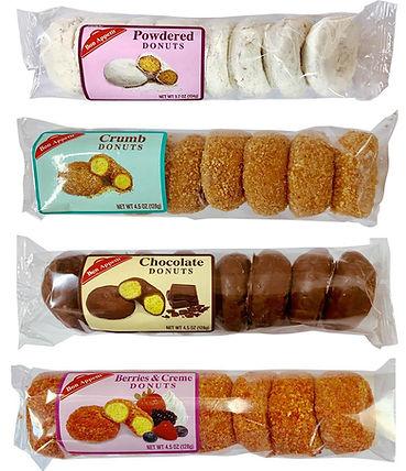 Bon Appetit donuts