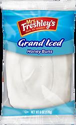 Mrs. Freshley's Grand Iced Honey Buns
