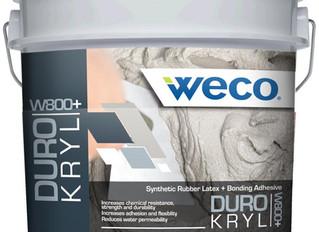 ¡NUEVO! Weco® W800+ Durokryl™
