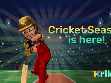 Avatars Cricket Season is here!