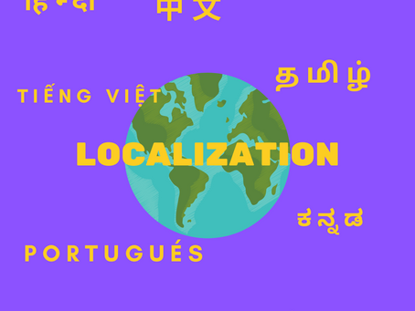 Localizing the App