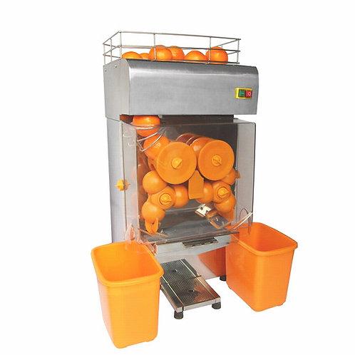 automatic orange juice extracting machine
