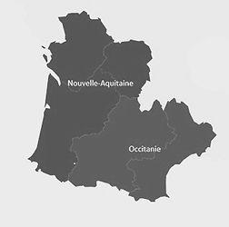 Intervention sur la région Nouvelle Aquitaine (Gironde, Landes, Dordogne)