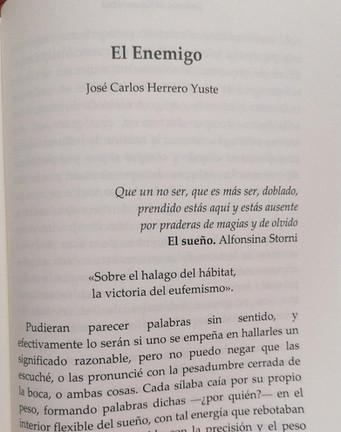 Delirios de Cuarentena. Entrevista a José Carlos Herrero Yuste.