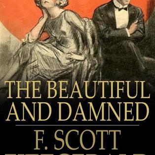 """""""Hermosos y malditos"""", de F.Scott Fitzgerald"""