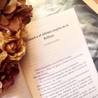 Cotard o el último suspiro de la Belleza, en la antología Delirios de Cuarentena
