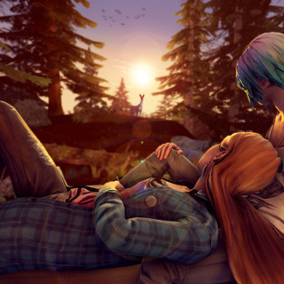 Life is Strange: Before the Storm. Colaboración de Sergio Corvillo.