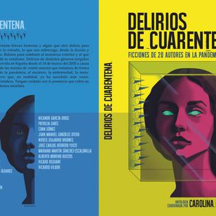 """Antología """"Delirios de Cuarentena"""""""
