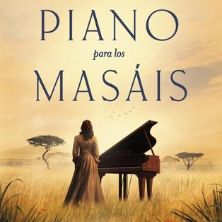 """""""Un piano para los masáis"""". Entrevista a Miguel Ángel Moreno sobre su nueva novela."""