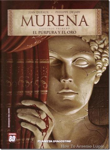 Murena - Dufaux, Delaby