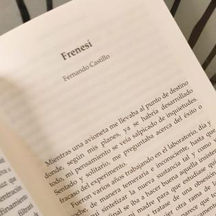 Delirios de Cuarentena. Entrevista a Fernando Castillo.