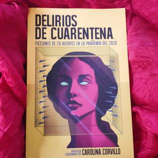 Delirios de Cuarentena. Entrevista a Ricardo Vílbor.