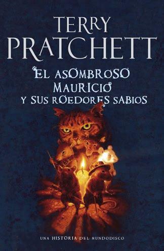 El asombroso Mauricio - Pratchett