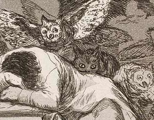 El sueño del sexo produce monstruos