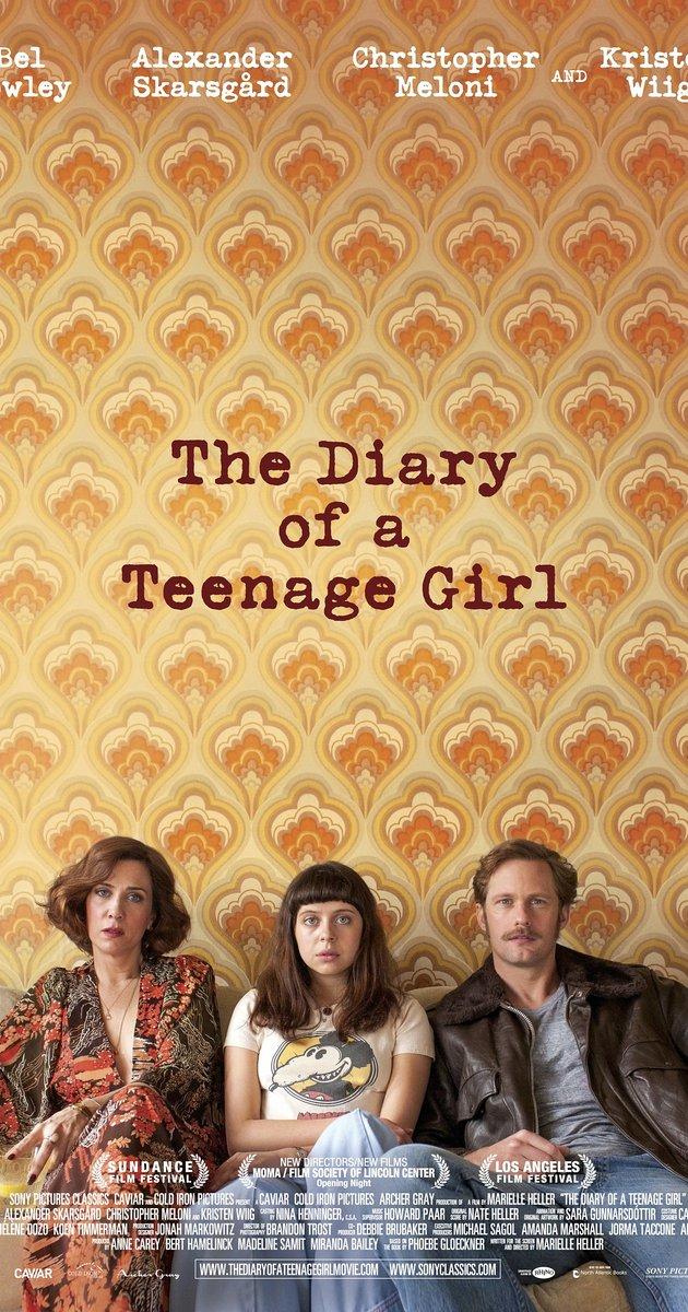 Diario de una adolescente - Heller