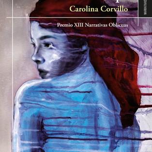 """Portada de """"La secta del Cuerpo"""", novela ganadora del premio Ediciones Oblicuas 2019."""