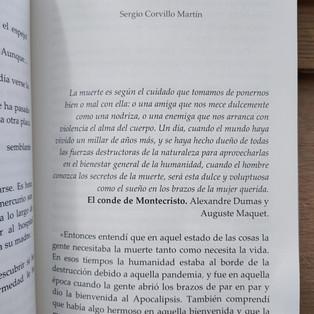 Delirios de Cuarentena. Entrevista a Sergio Corvillo Martín.