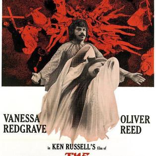 """""""Los demonios"""" de Ken Russell en el podcast El Sótano de Radio Belgrado"""