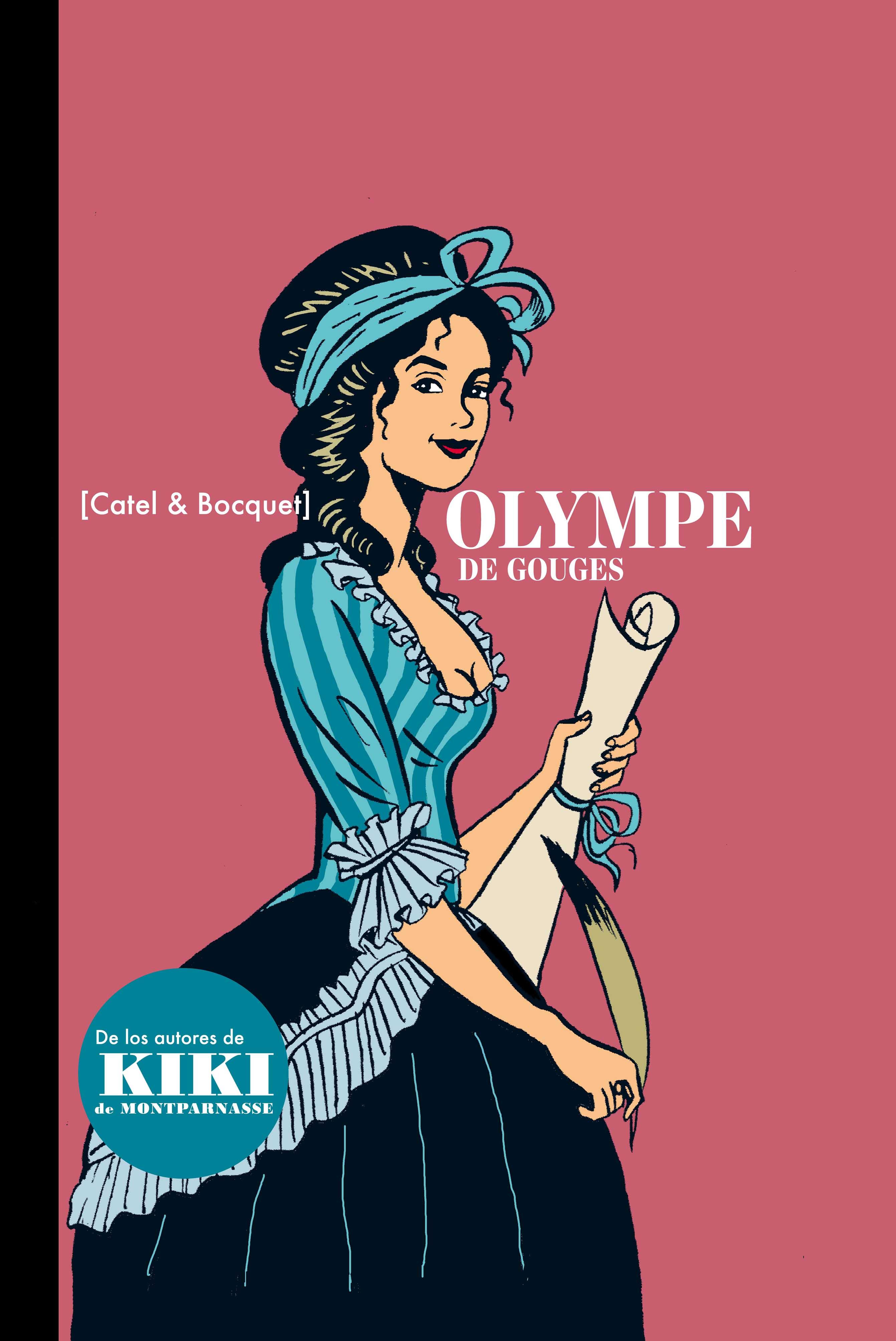 Olympe de Gouges - Catel & Bocquet