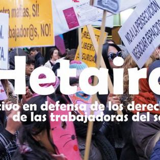 Entrevista a Hetaira (Colectivo en defensa de las trabajadoras del sexo).