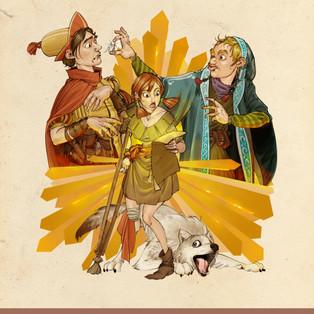 """Publicación de la colección """"Cantares no autorizados del Reino de Nim"""" en Amazon"""