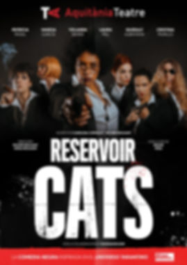 Reservoir Cats Barcelona