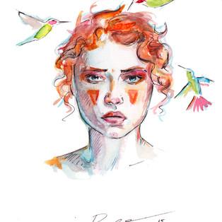 Colaboración con la ilustradora Jone Bengoa