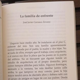 Delirios de Cuarentena. Entrevista a José Javier Carrasco Álvarez.