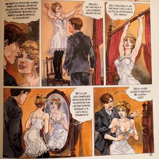 """Sobre el cómic """"La chica de Paname"""", de Kas y Galandon. Sabor a cerezas, sangre y libertad"""