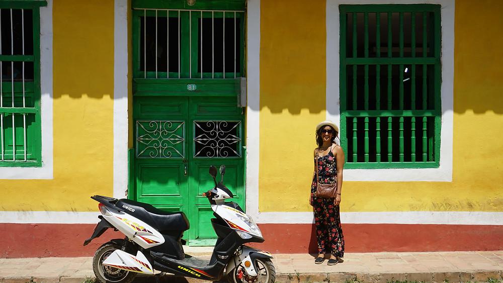 Me in Trinidad