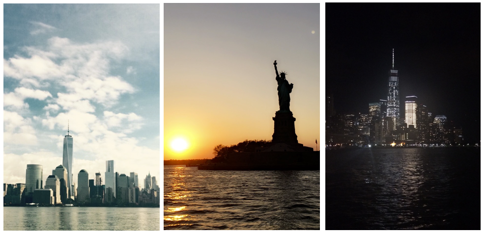 Iconic Views: Sometime in the beginning, middle and end of my time in NYC.