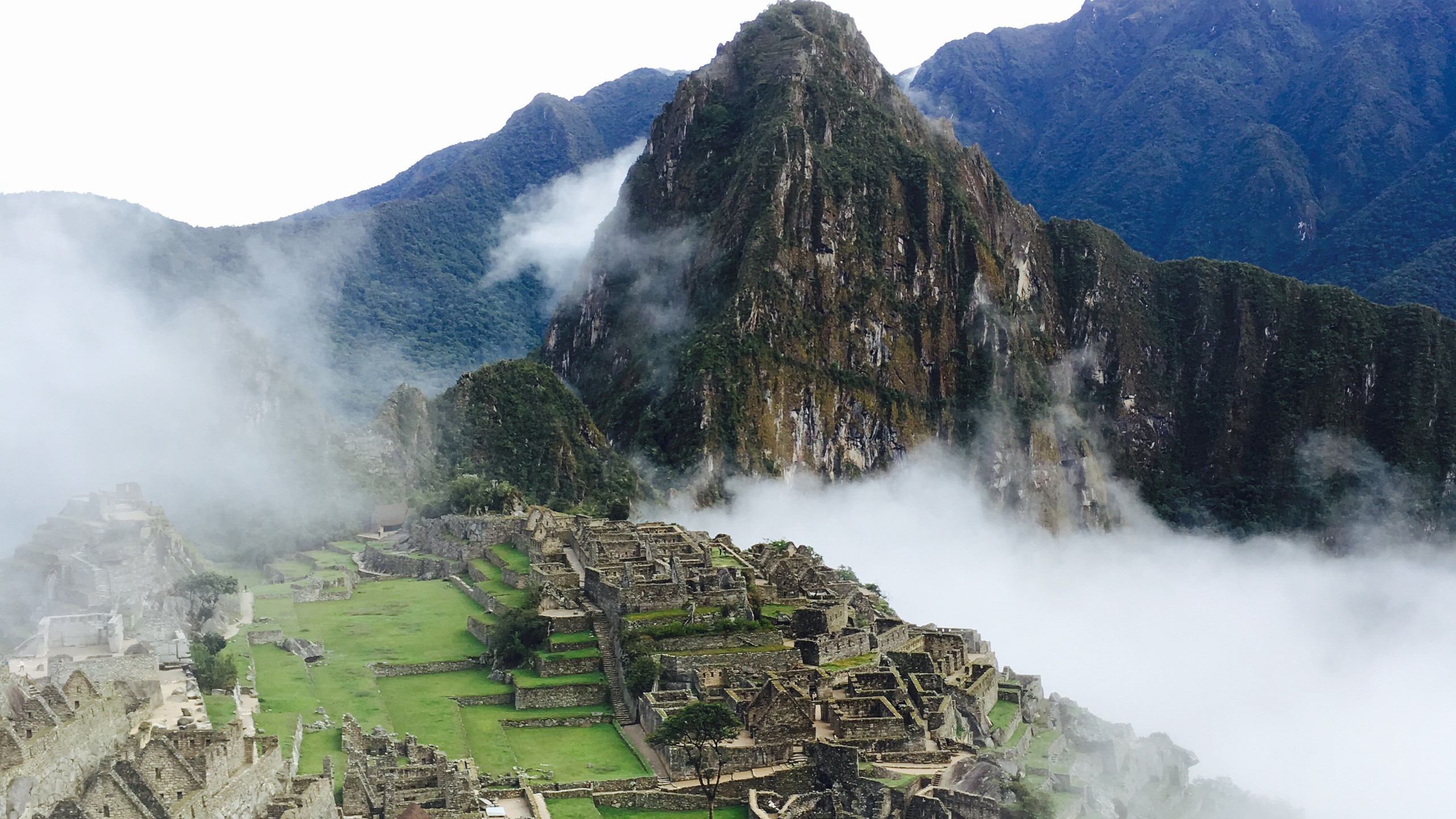 Huyana Pichu from Machu Piccu