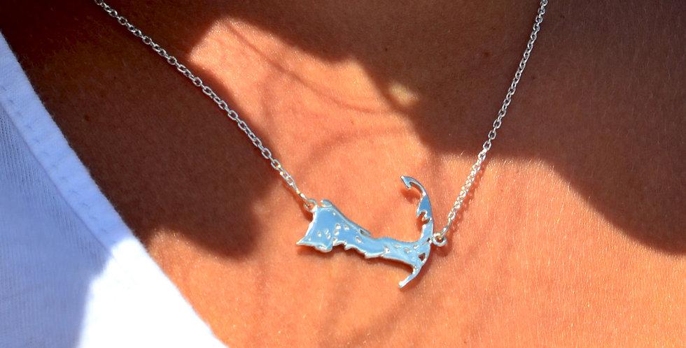 Cape Cod Necklace - Silver