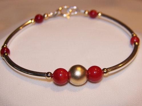 Sagus Bracelet: North Shore Colors
