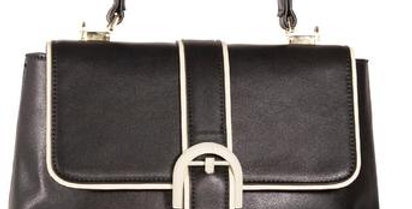 Retro Handbag in Black