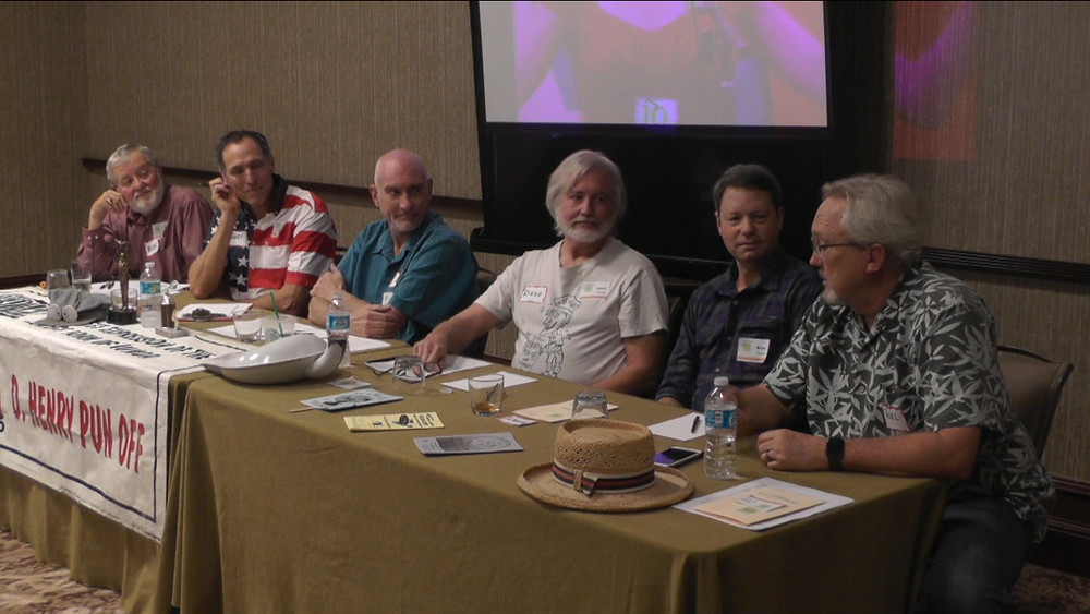 Panel of Punsters Discuss 40 Jeers of Pun-Off