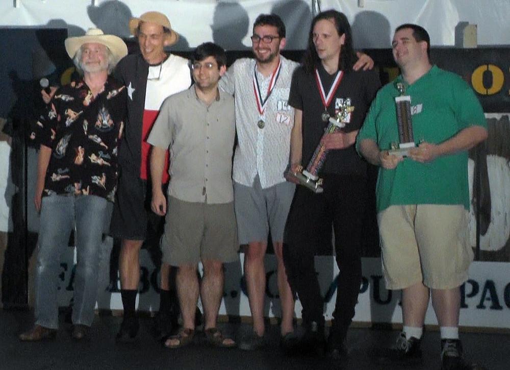 2015 PunSlinger winners