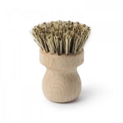 Natural Wood Fibre Pot Scrubbing Brush