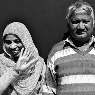 Mrs. Rajesh and Mr. Satpal