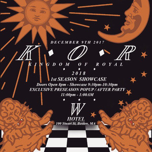 KOR 1st Season Showcase