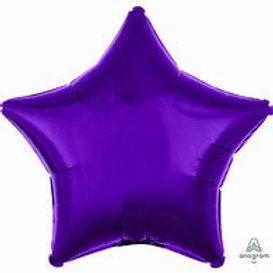 "18"" foil Balloon purple"